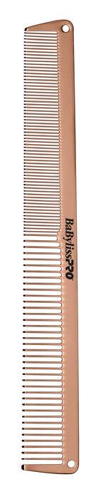 BaBylissPRO® ROSEFX Metal Comb 2-Pack image number 1