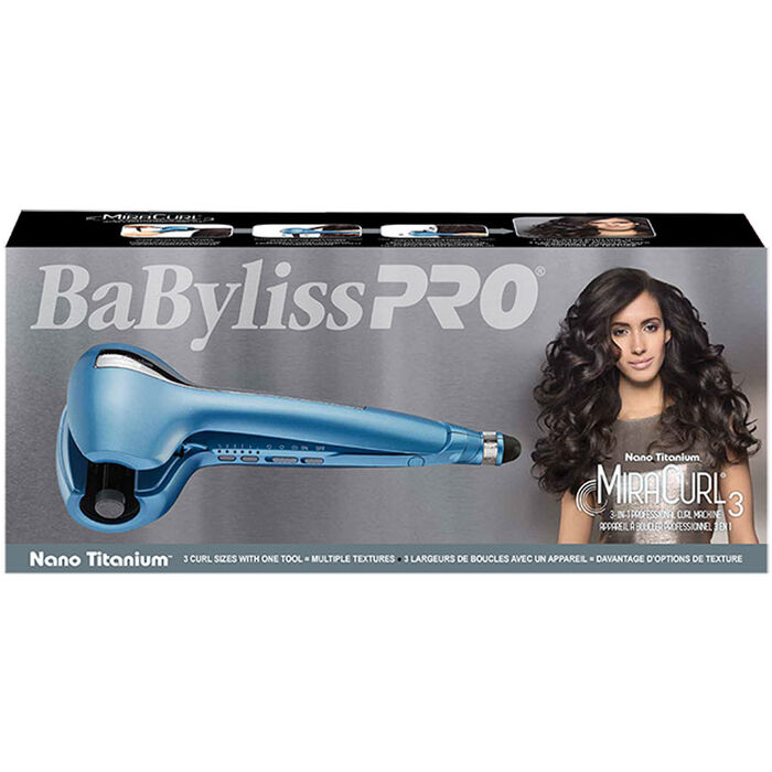 3-IN-1 PROFESSIONAL CURL MACHINE image number 1