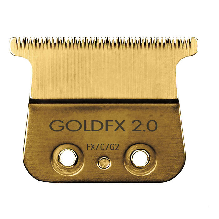 BaBylissPRO® Deep Tooth Gold Trimmer Replacement Blade image number 0