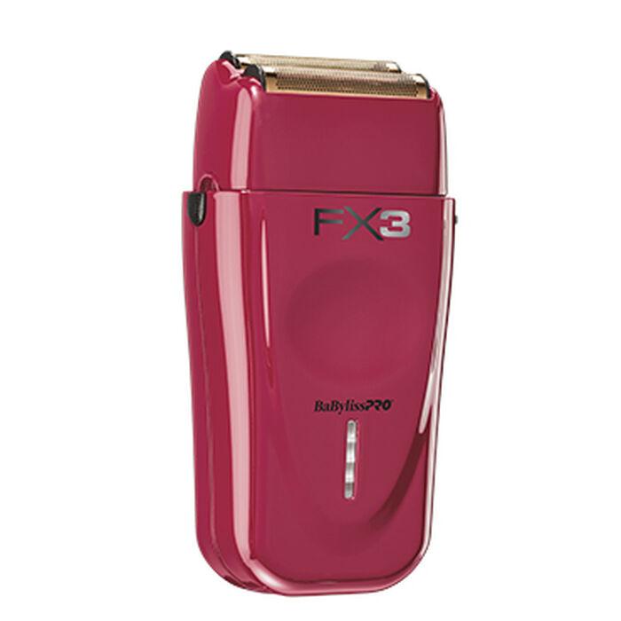 BaBylissPRO® FX3 Professional High Speed Foil Shaver, , hi-res image number 0