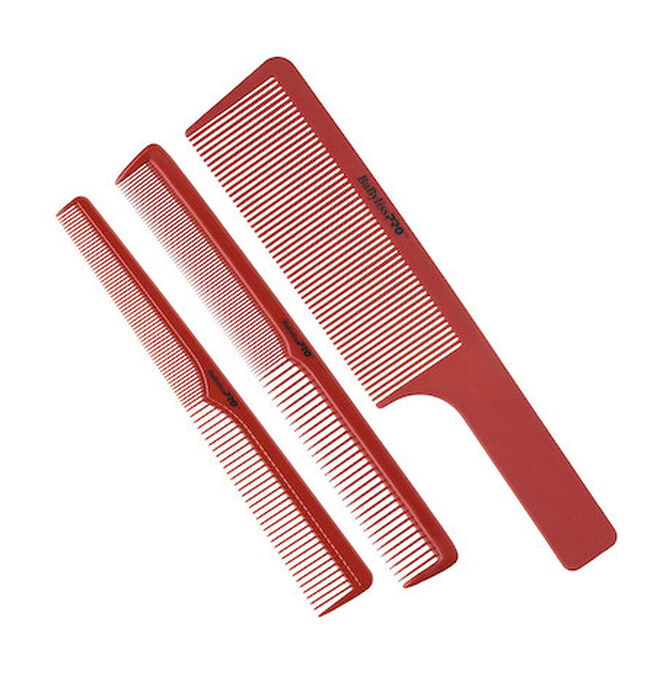 BaBylissPRO® BARBERology™ Comb Set image number 0