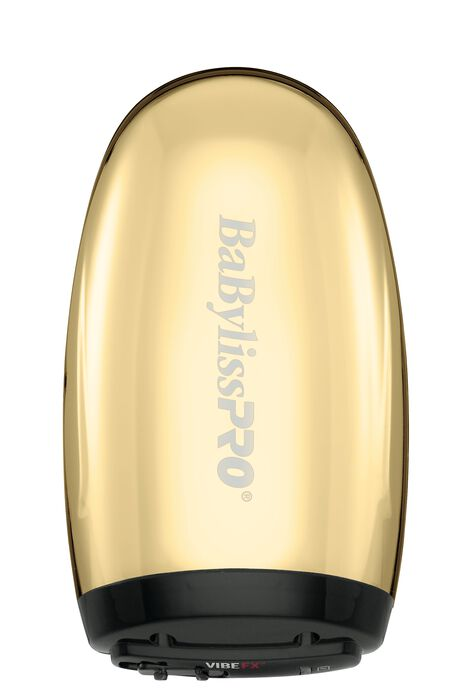BaBylissPRO® VIBEFX Cord/Cordless Massager (GOLD) image number 2