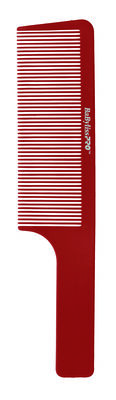 "BaBylissPRO® BARBERology™ 9"" Clipper Comb (Red)"
