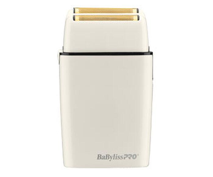 BaBylissPRO® FOILFX02™ Cordless White Metal Double Foil image number 0